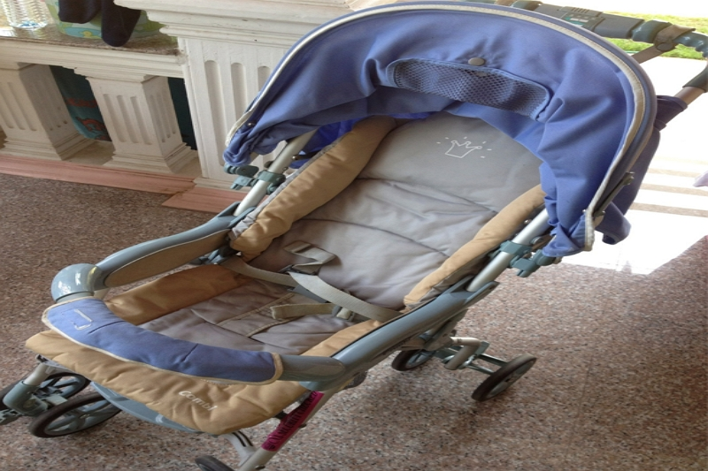 How to Remove Mold from Combi Double Stroller Fabric