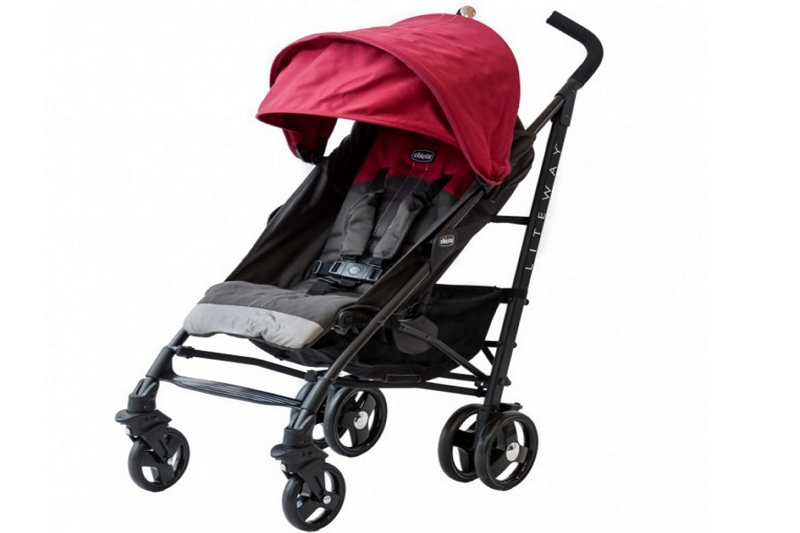 how to assemble Chicco Liteway Plus Stroller