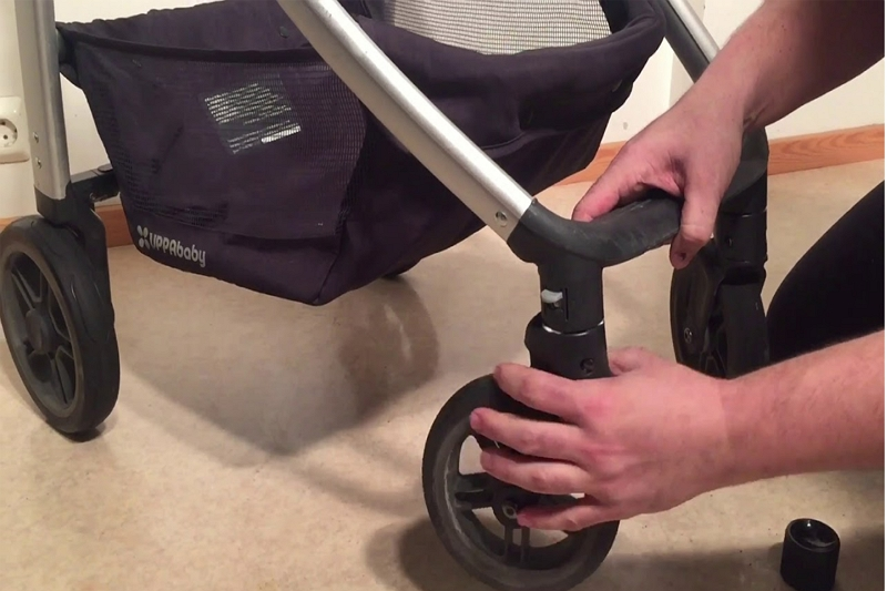 How to Fix a Wobbly Wheel on a Stroller