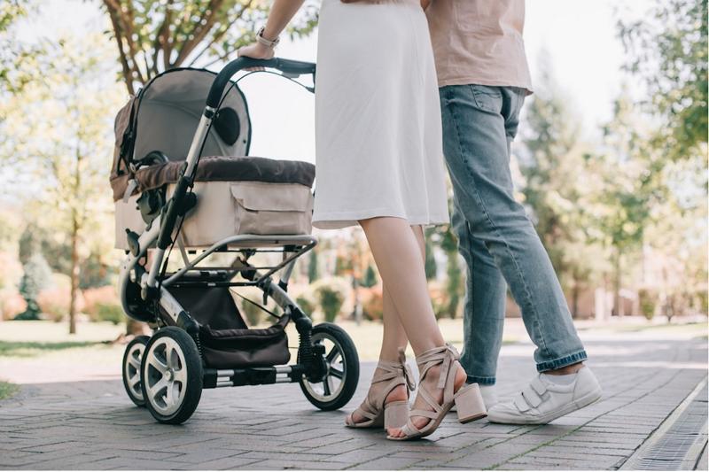 How to Get Mildew Off of Your Stroller