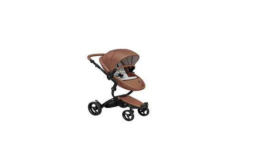 Opening a Mima Stroller