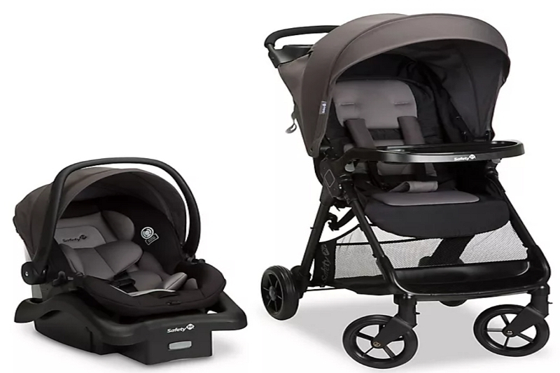 Safety First and Evenflo Strollers