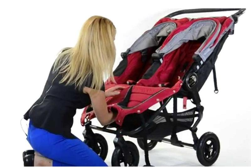 Sanitize Your City Mini Double Stroller