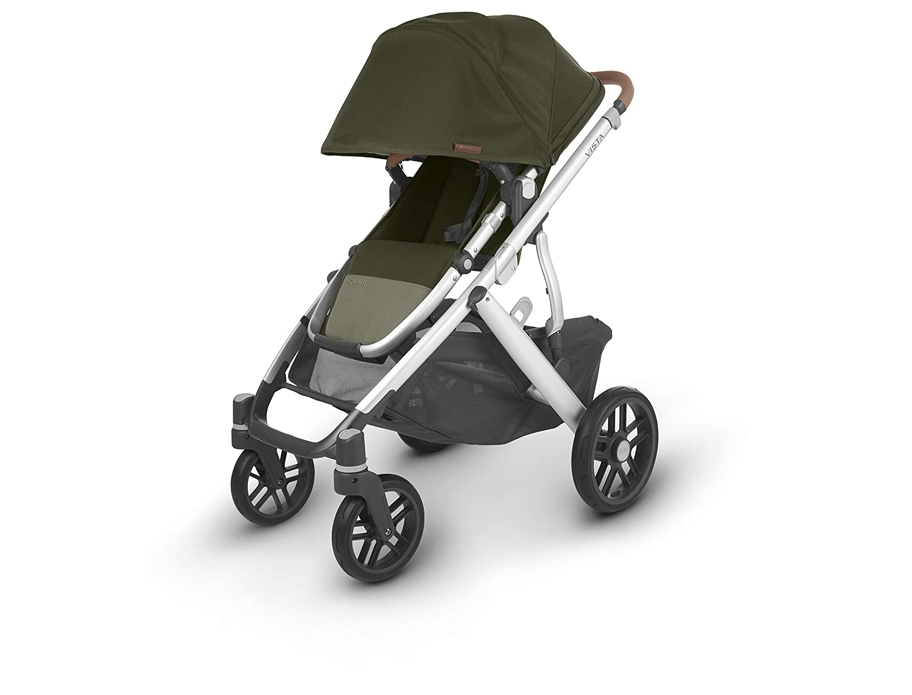 Ways to Fold an UPPAbaby Stroller