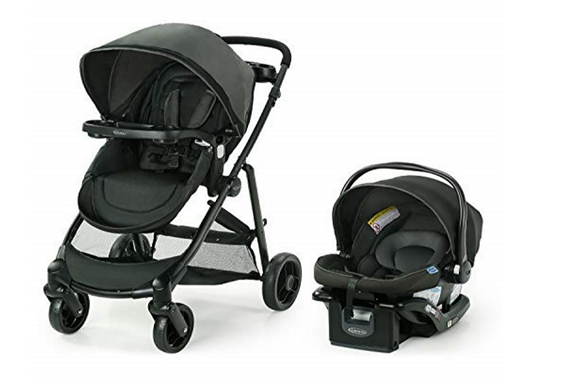 car Seat and Stroller for Newborns