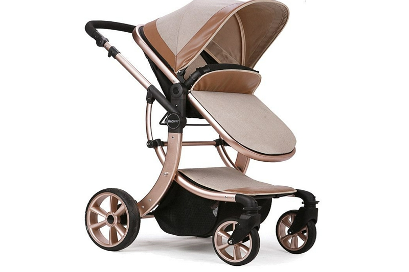 How to Polish your Stroller