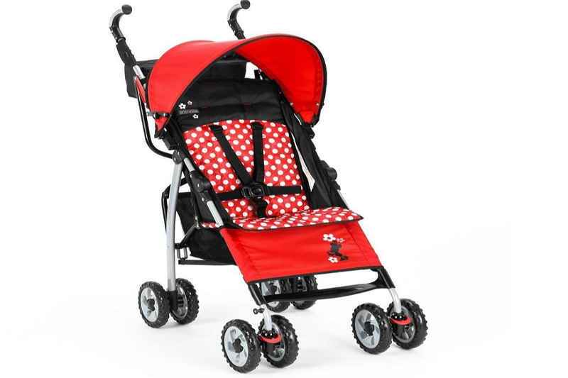 ut Together a Minnie Mouse Stroller