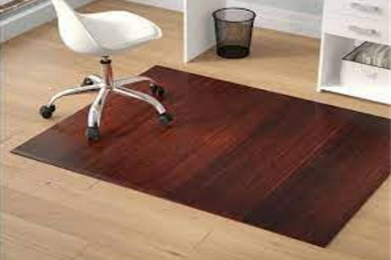 prevent swivel chair slip stains on hardwood floors