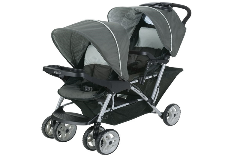 Washing Your Graco Double Stroller