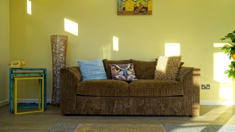 sofa and loveseat or sectional