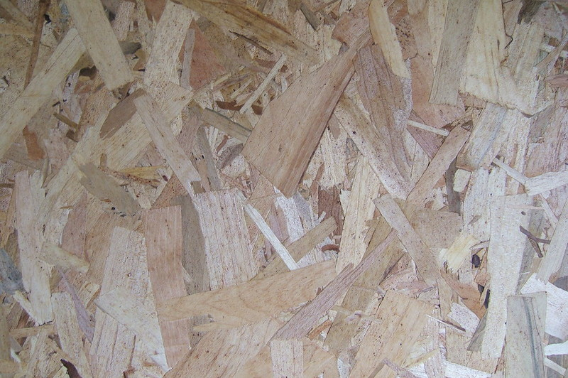 how long to dry osb board in water damaged wall