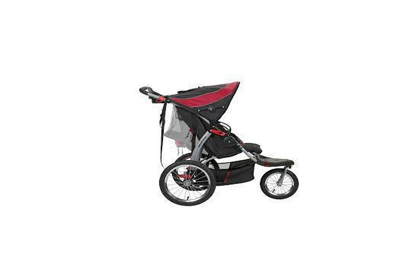 how to clean a Baby Trend double jogging stroller