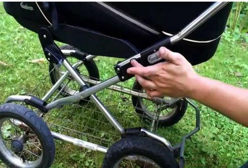 how to fix squeaking on stroller