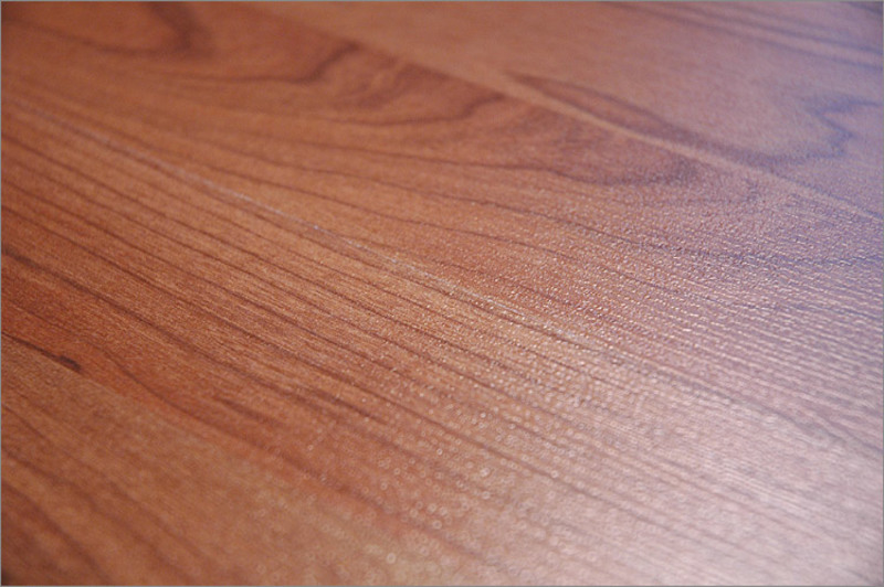 how to fix water damaged vinyl flooring in bathroom