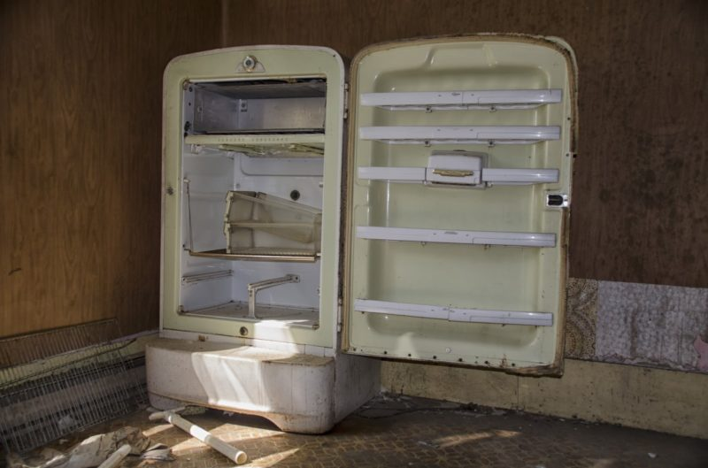 how to get rid of a fridge for free