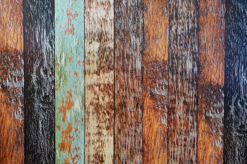 how to lighten water damaged wood