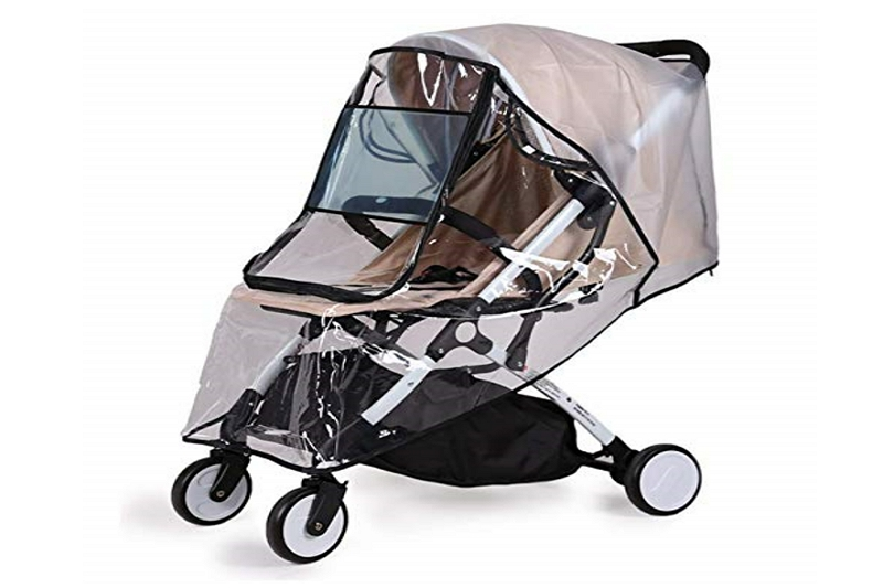how to make a rain cover for stroller