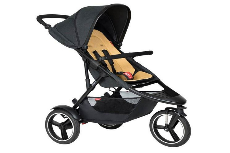 how to open your dash stroller