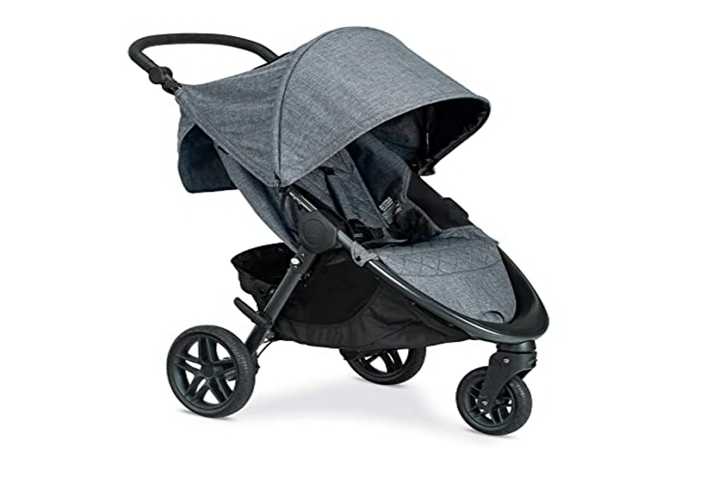 how-to-open-the-britax-b-free-stroller