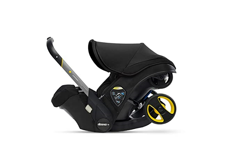 how to put a carseat in a stroller