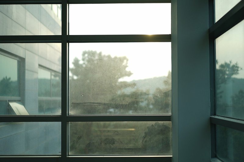 how to refinish water damaged window sash