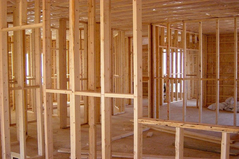 how to repair water damaged house frame