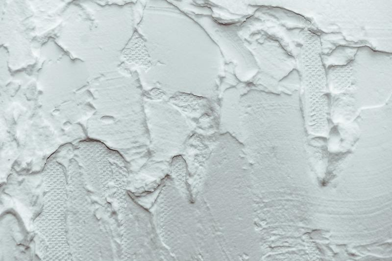 how to spackle water damaged ceiling