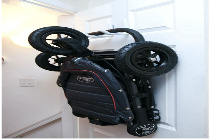 how to store a stroller