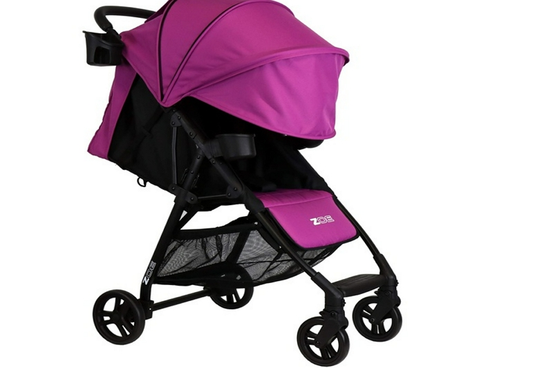 how to unfold the Graco Stroller