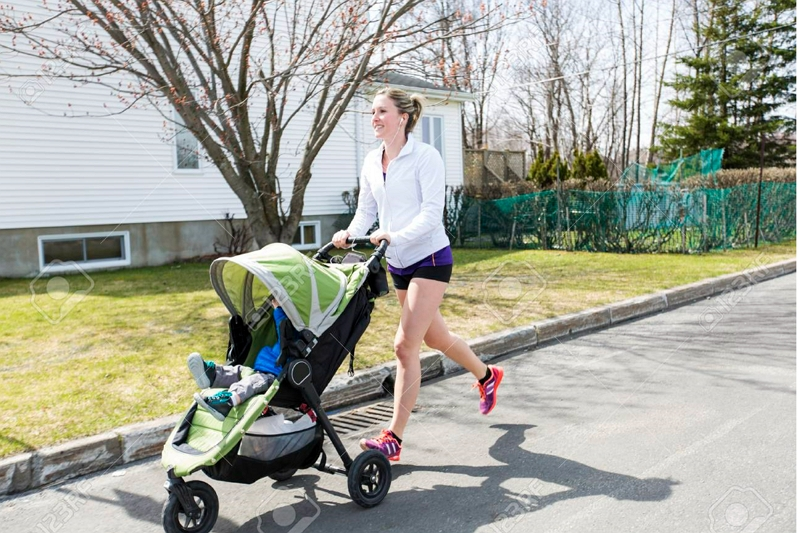 how to vacuum a jogger stroller