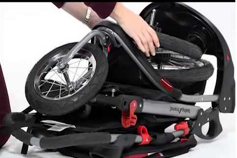 How to Dismantle a Baby Trend Jogging Stroller