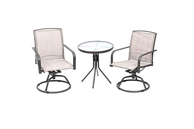 how to repair patio swivel rocker chair mechanism