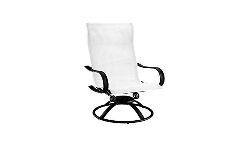 Homecrest High Back Swivel Rocker Patio Chairs