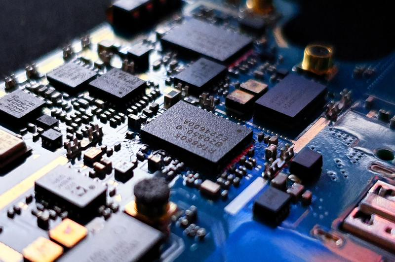 what chemical works for water damaged circuit boards