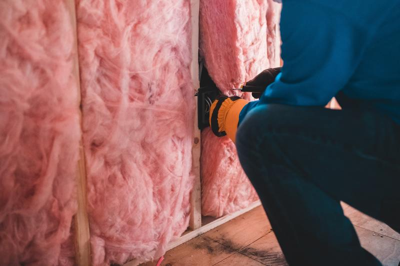 what insulation is least likely to be damaged by water