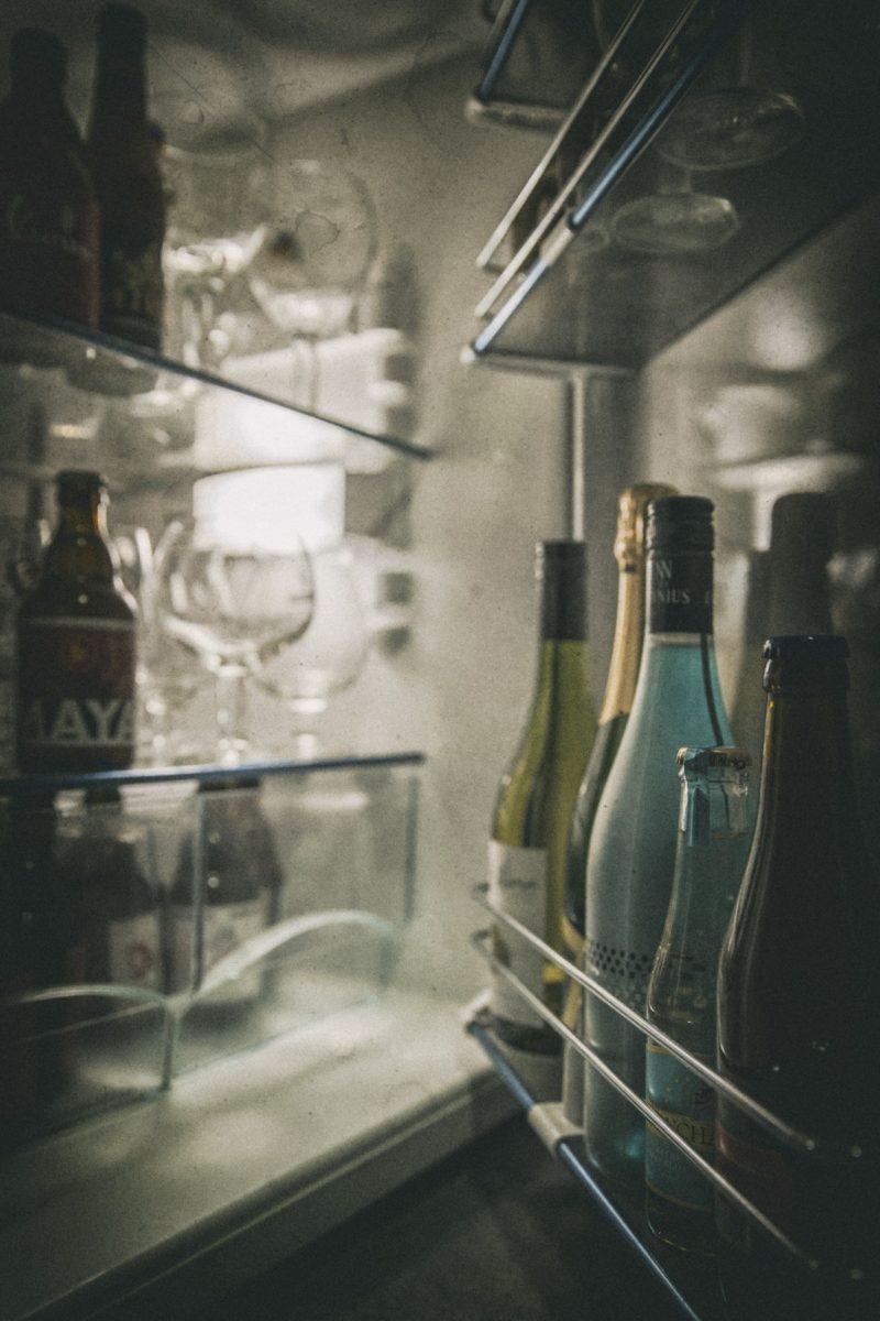 what is a wine fridge