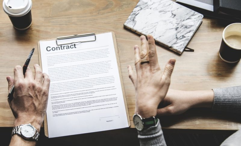 what type of insurance contract is measured in unit