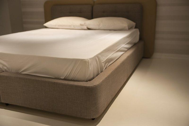 where to test puffy mattress