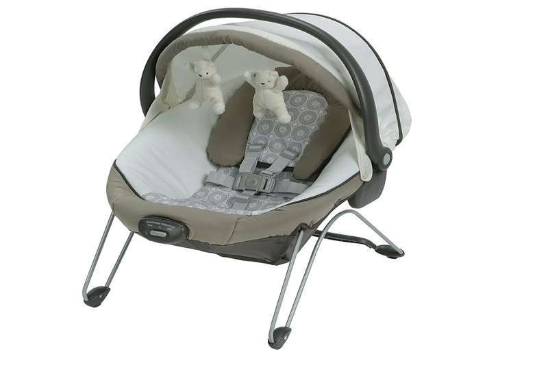 Graco and Click Connect Bassinet