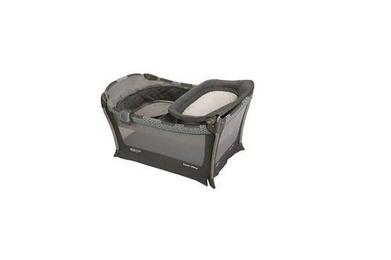Graco bassinet attachment
