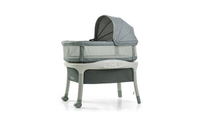 How to Assemble Nuna Mixx bassinet