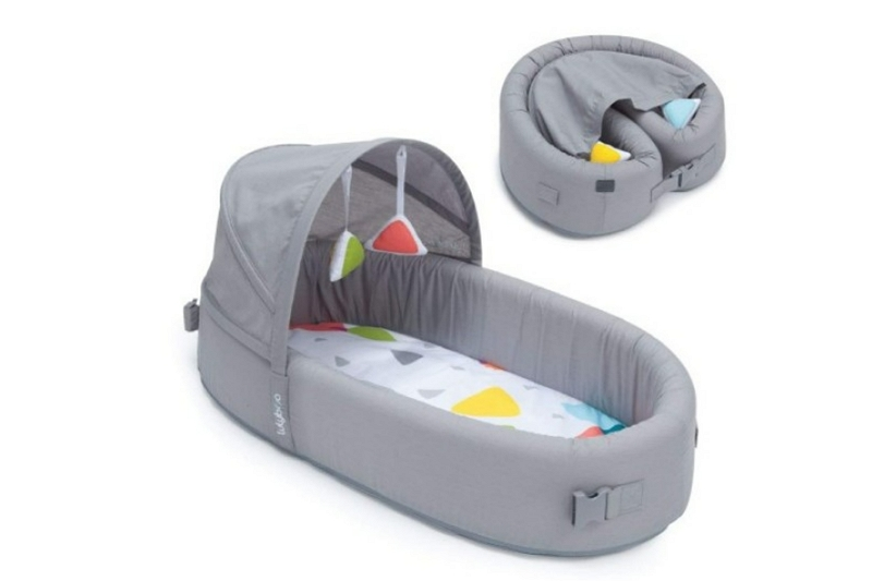 How to Attach Bassinet to City Mini Stroller