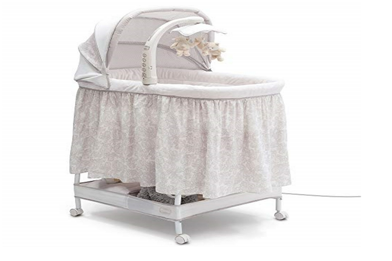 How to Install Simmons Delux Gliding Bassinet