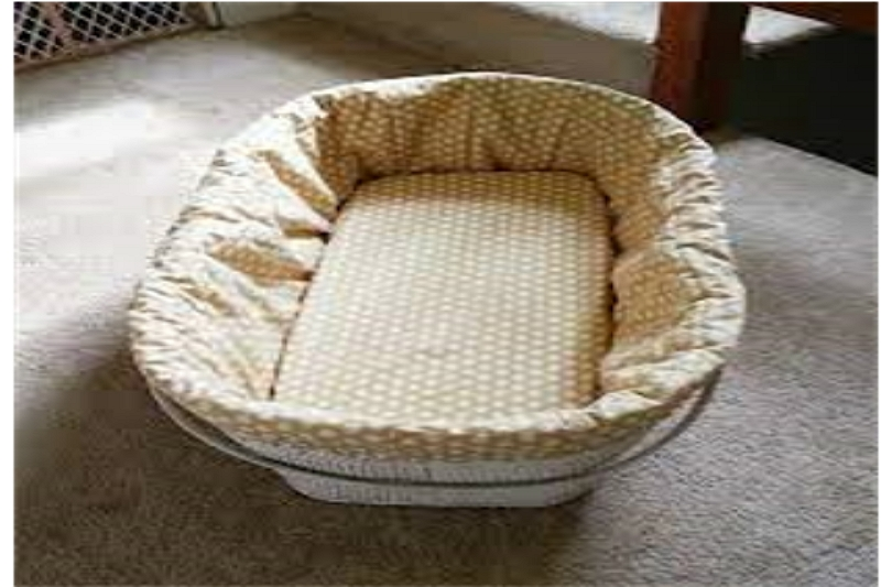 How to Make Bassinet From A Storage Tub