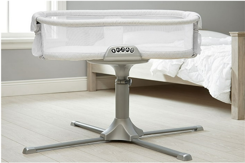 How to take the stand off an UPPAbaby bassinet