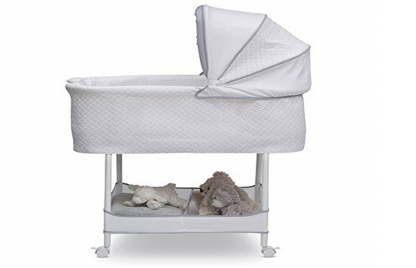 How to Collapse Chicco Portable Bassinet