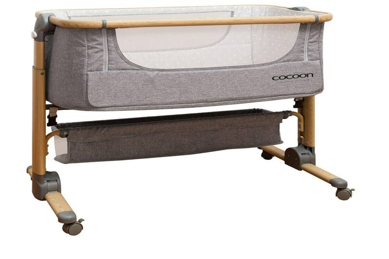 stains and odor from bassinet mattress