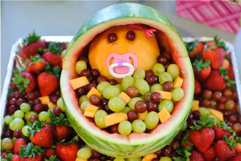 Watermelon Bassinet