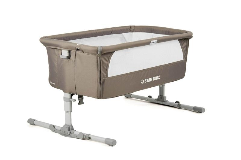 adjust bassinet height