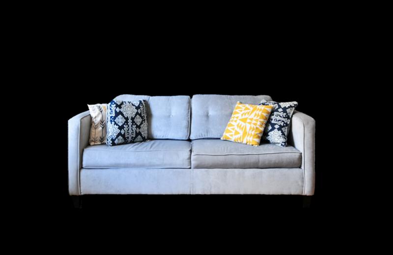 reupholster a reclining loveseat